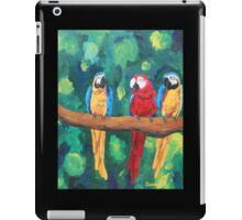 Parrot Talk - iPhone iPod iPad  iPad Case/Skin