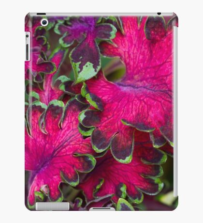 Are We Really Just Leaves? iPad Case/Skin