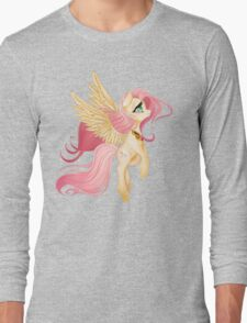 My Little Pony: Fluttershy Long Sleeve T-Shirt