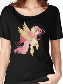 My Little Pony: Fluttershy Women's Relaxed Fit T-Shirt