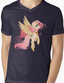 My Little Pony: Fluttershy Mens V-Neck T-Shirt