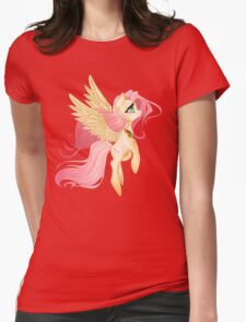 My Little Pony: Fluttershy Womens Fitted T-Shirt