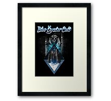 Blue Oyster Cult Framed Print