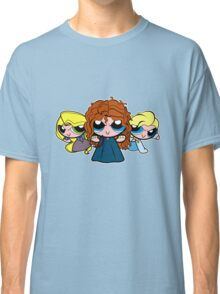 PrincessPuff Girls2 Classic T-Shirt