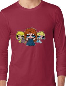 PrincessPuff Girls2 Long Sleeve T-Shirt