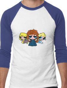 PrincessPuff Girls2 Men's Baseball ¾ T-Shirt