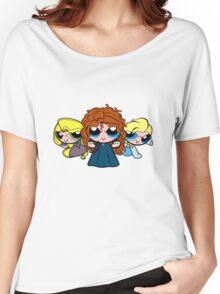 PrincessPuff Girls2 Women's Relaxed Fit T-Shirt