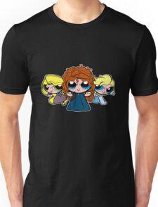 PrincessPuff Girls2 Unisex T-Shirt