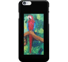 Parrot Full Length Image - iPhone iPod iPad iPhone Case/Skin