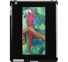 Parrot Full Length Image - iPhone iPod iPad iPad Case/Skin
