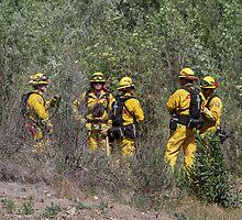 Santee Firemen by heatherfriedman