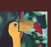 Colorful Toucan - Samsung by PhoneCase
