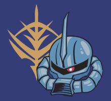Dont be a Gouf by Willis Lucero