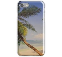 Palm Tree Ocean Tropical Beach Island - iPhone iPod iPad iPhone Case/Skin