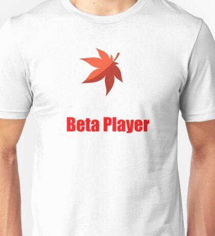 Beta Player Unisex T-Shirt