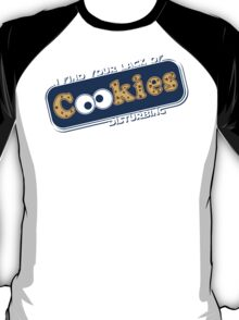 Lack of Cookies T-Shirt