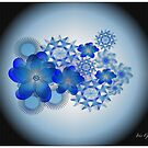 Floral Wonder by IrisGelbart