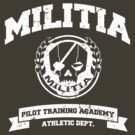Militia Training Academy by D4N13L