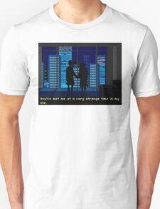 8-Bit Fight Club T-Shirt