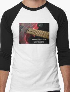 Mike O'Cull Paisley Tele T-Shirt!  Men's Baseball ¾ T-Shirt