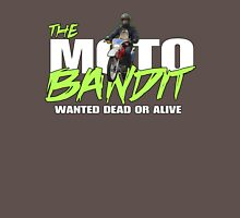 The Moto Bandit - Movie Parody - The Place Beyond The Pines Unisex T-Shirt