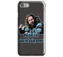 Big Lebowski 24 iPhone Case/Skin
