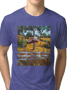 Loading Zone at Blackbutt Tri-blend T-Shirt