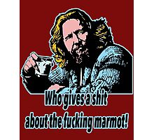 Big Lebowski 24 Photographic Print