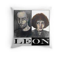 Léon: The Professional Throw Pillow