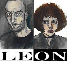 Léon: The Professional by Tolcarne