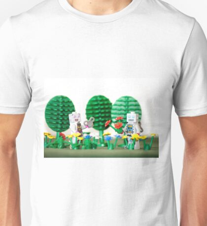 Robotic Love Unisex T-Shirt
