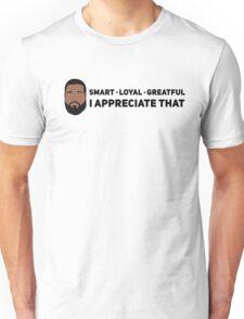 Dj Khaled You Smart Unisex T-Shirt