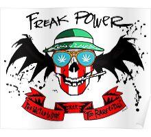 Freak Power Poster