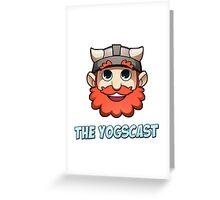 Yogscast Greeting Card