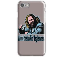 Big Lebowski Philosophy 26 iPhone Case/Skin