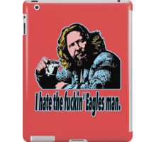 Big Lebowski Philosophy 26 iPad Case/Skin