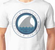 save our sharks Unisex T-Shirt