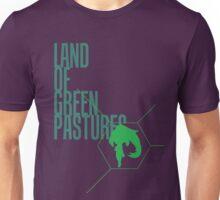 4 Lands - Green Unisex T-Shirt