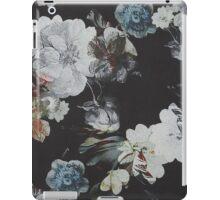 Vintage Floral Pattern iPad Case/Skin
