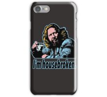 Big lebowski Philosophy 29 iPhone Case/Skin