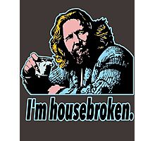 Big lebowski Philosophy 29 Photographic Print