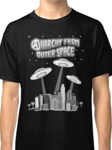 Anarchy From Outer Space Classic T-Shirt