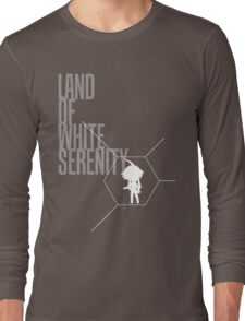 4 Lands - White Long Sleeve T-Shirt