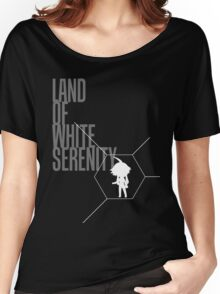 4 Lands - White Women's Relaxed Fit T-Shirt