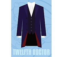 Doctor Who Twelfth Doctor Costume Photographic Print