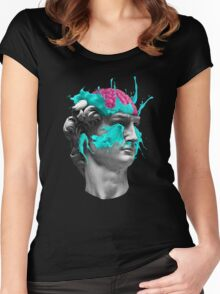 Dave Brain Women's Fitted Scoop T-Shirt