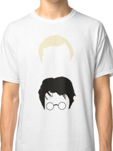 Malfoy and Potter 2.0 Classic T-Shirt