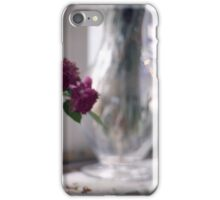 flowers and vases iPhone Case/Skin