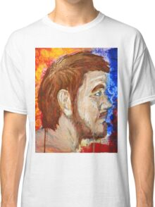 The Dripping Man Classic T-Shirt