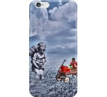Its christmas time iPhone Case/Skin